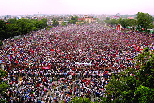 Nepal: 2006